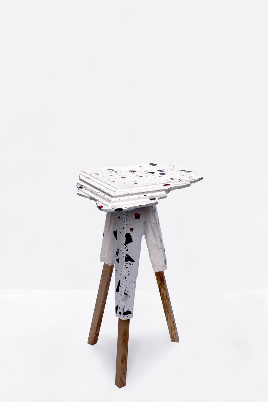 occasional table, james thompson, rca
